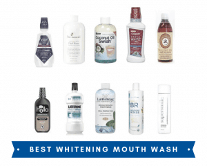 image of the best whitening mouthwashes