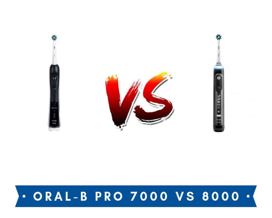 oral b pro 7000 vs 8000