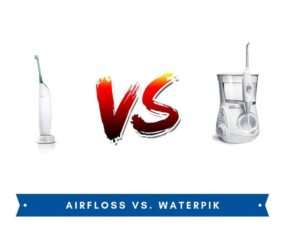 airfloss vs waterpik